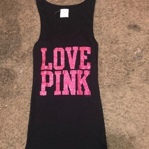 victoria secret tank top shirt